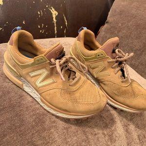 Mustard Yellow 574 Sneaker Rare 👟